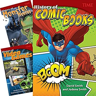 Time(r) History of Cool Stuff: 3-Book Set