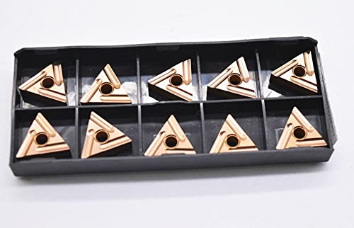 discount 10PCS TNMG 331L-S LF9011 / TNMG wholesale 160404L-S LF9011 Milling Carbide Cutting Inserts For CNC sale Lathe Turing Tool Holder Boring Bar outlet sale