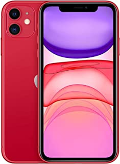Apple iPhone 11 64GB Rojo (Reacondicionado)