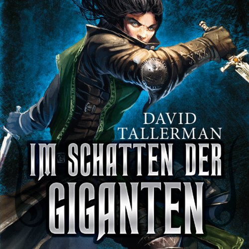 Im Schatten der Giganten audiobook cover art