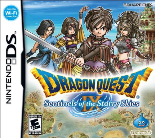 Dragon Quest IX: Sentinels of the Starry Skies (Nintendo DS) [Importación inglesa]