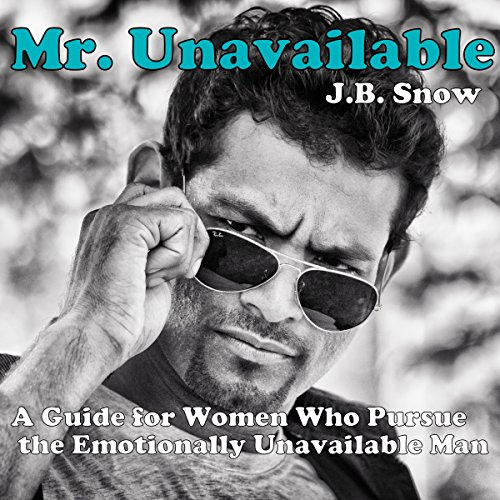 Mr. Unavailable audiobook cover art
