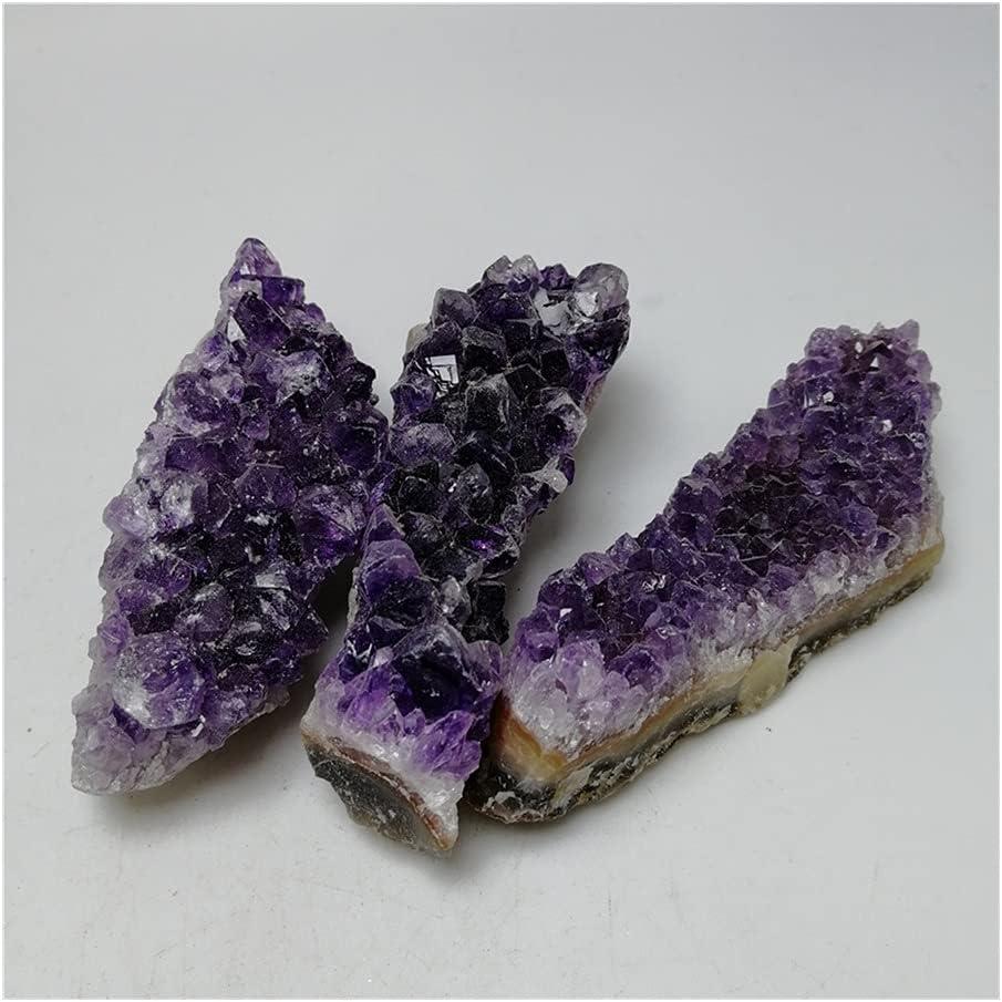 Natural Amethyst Crystal Quartz Weekly update Drusy Ranking TOP3 Ston Cluster Geode Healing