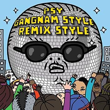 Gangnam Style (강남스타일) (Remix)