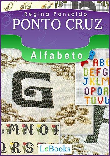 Ponto cruz - alfabeto (Coleção Artesanato)