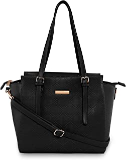 Giordano Women's Tote Handbags - Black