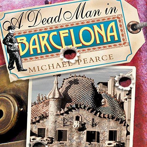 A Dead Man in Barcelona  cover art