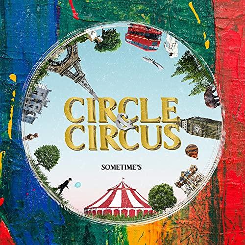 CIRCLE & CIRCUS(初回生産DVD付)(特典なし)