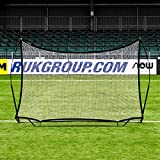 RapidFire Flash Pop-Up Rebounder (8ft x 5ft) | Train Key Skill Areas in