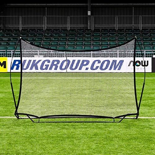 RapidFire Rebounder - Flash Fußball-Rebounder - Pop-Up - tragbares Sporrtrainingsgerät