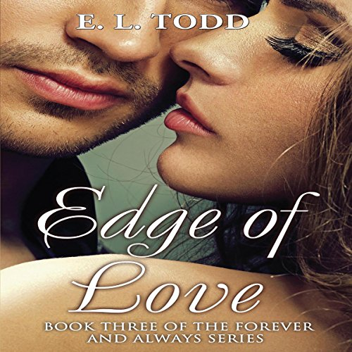 Edge of Love audiobook cover art