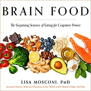 Brain Food audiobook cover art