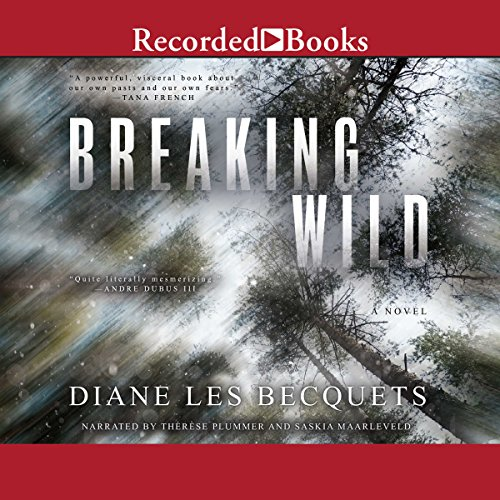 Breaking Wild audiobook cover art