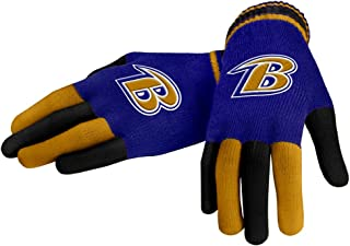 FOCO NFL Unisex Multi Color Team Knit Glove