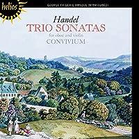 Trio Sonatas for Oboe & Violin