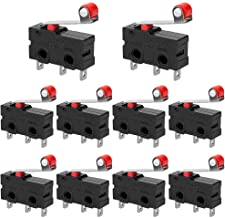 Roller Lever Max 5a//125 VDC Micro Switch AC Switch//1pol.mit Short values