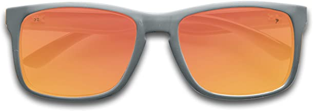 KZ Gear - FLOATING SUNGLASSES - Medium Frame - Classic Modern Shaped - Polarized UV400 Lenses