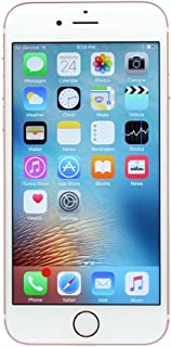 Apple iPhone 6S Plus, 16GB, Rose Gold - For T-Mobile (Renewed)