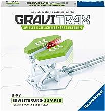 Ravensburger GraviTrax Erweiterung Jumper - Ideales Zubehör für spektakuläre Kugelbahnen, Konstruktionsspielzeug für Kinder ab 8 Jahren