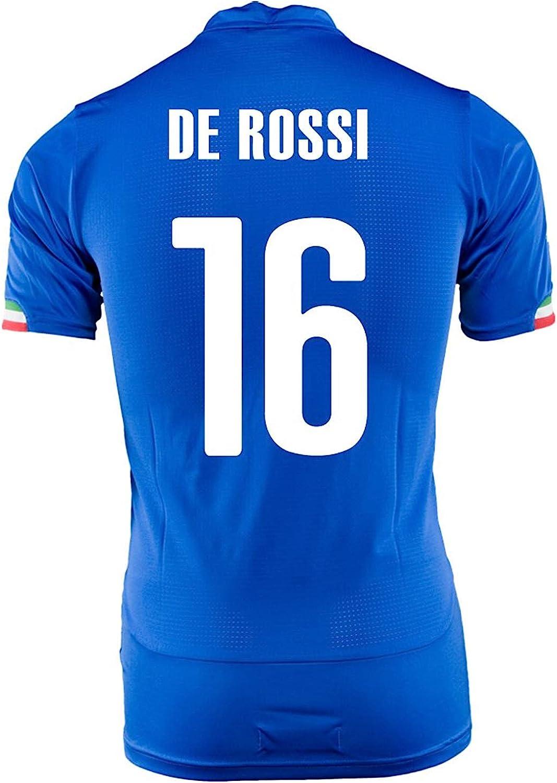 Puma DE Rossi  16  Home Jersey World Cup 2014