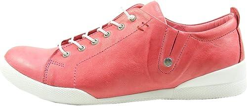 Andrea Conti 0345724 Chaussures à Lacets Femme