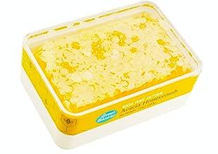 Great Bazaar All-Natural Raw Honeycomb Acacia Honey Comb, 200g (7.05oz)