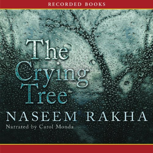 The Crying Tree audiobook cover art