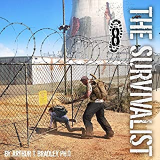Dark Days     The Survivalist, Book 8              Written by:                                                                                                                                 Dr. Arthur T. Bradley                               Narrated by:                                                                                                                                 John David Farrell                      Length: 8 hrs and 22 mins     Not rated yet     Overall 0.0
