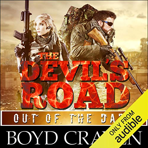 The Devil's Road: Out of the Dark cover art