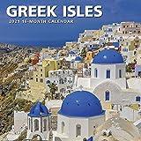 Calendar Ink, Greek Isles Wall...