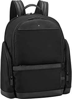 Montblanc NightFlight Mochila Mediana - MB119048 (Negro)