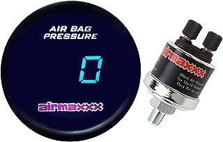 airmaxxx Air Ride Digital Display Gauge 200psi