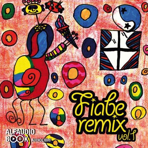 Page de couverture de Fiabe Remix Vol. 1