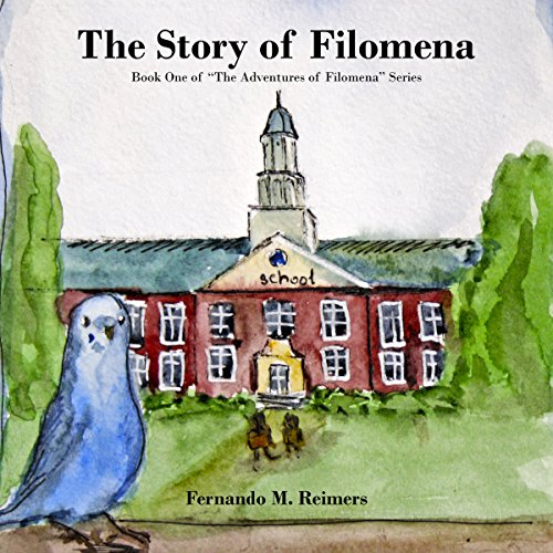 The Story of Filomena audiobook cover art