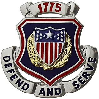 US Army Adjutant General Regimental Crest