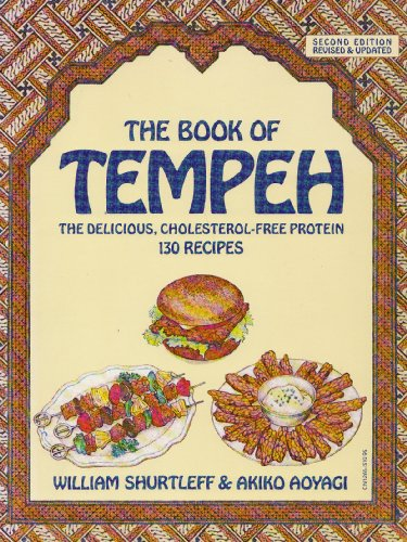 The Book of Tempeh (Harper Colophon Books)