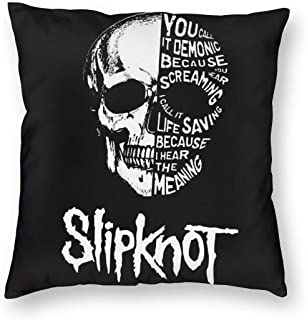 OknightUS Slipknot Throw Square Pillow for Sofa 18