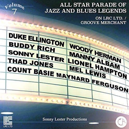 Various artists feat. Mel Lewis, Phil Woods, Hank Jones, Freddie Hubbard, J. J. Johnson & Mike Manieri