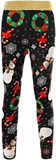 Best christmas leggings for girls Reviews