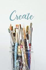 Create | Brushes: Sketchbook (Paperback) Paperback