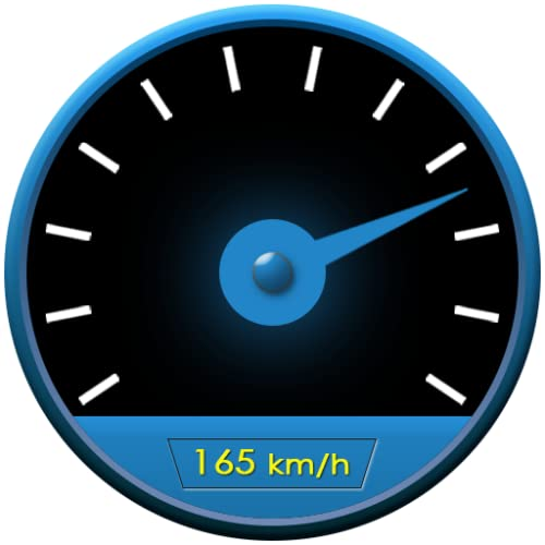 GPS Speedometer App - GPS Odometer for Car Pro - GPS Speedometer for your Smartphone - Speedometer for Scooter, Cars, and Bikes