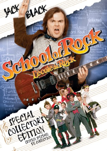 The School of Rock / L'ecole du Rock (Special Collector's Edition)