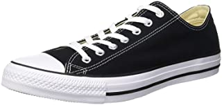 Converse Unisex Chuck Taylor All Star HI Basketball Shoe (5.5 B(M) US Women / 3.5 D(M) US Me, Black)