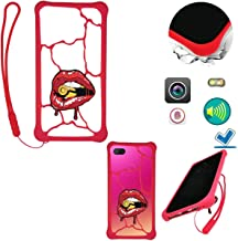 """Universel Case For Infinix Hot 9 Lite Stand Cover Case Compatible 4""""-6.6"""" Smartphone HC"""