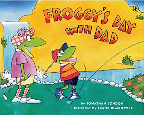 Froggy's Day With Dad (English Edition)