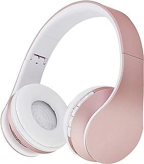 $22 » pedkit BT Headphone Wireless Stereo BT 4.1 Headset 3.5mm Wired Earphone MP3 Player FM Radio Hands-Free w/Mic