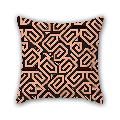 N / A Throw Christmas Pillow Case of Geometry Best Fit For Saloon Boys Ropa de Cama para Bodas Familia Cumpleaños a Cada Lado