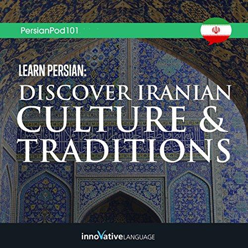Learn Persian audiobook cover art