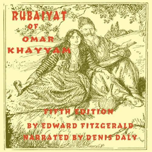 Rubaiyat of Omar Khayyam audiobook cover art