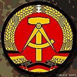Patch / Aufnäher - DDR Patch NVA Wappen Deutsche Demokratische Republik Volksrepublik Berlin #7142
